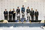 1st place at LGCT in Vienna - now very close to Scott Brash